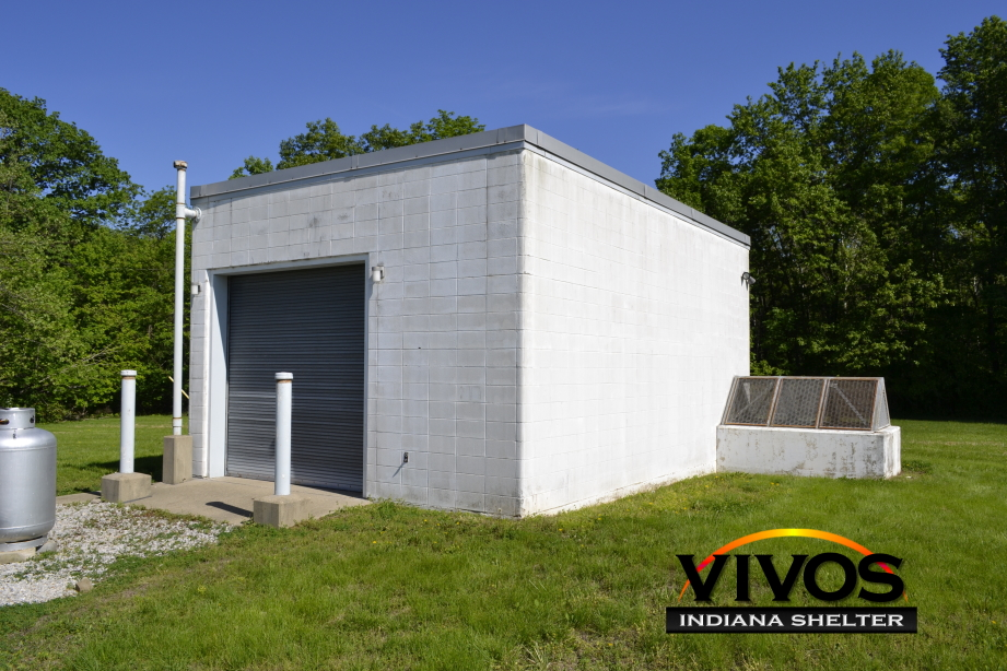 Vivos Indiana Shelter For 80 People